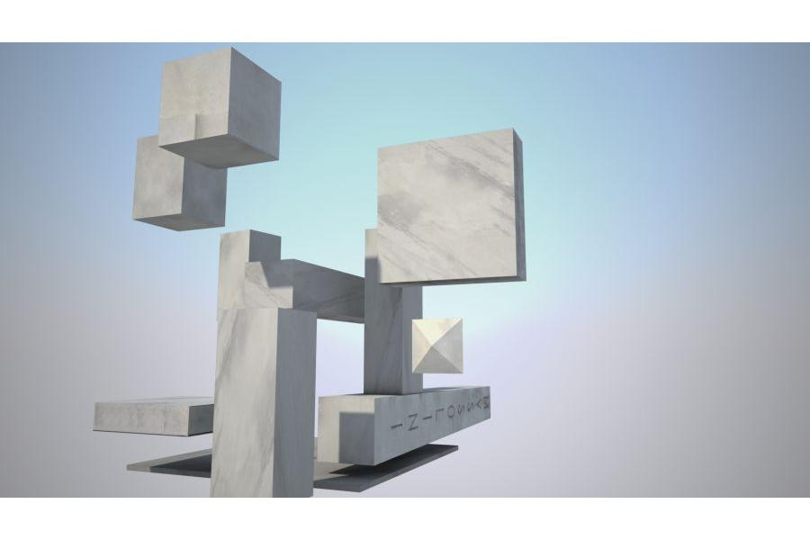 Monumento a Theo van Doesburg